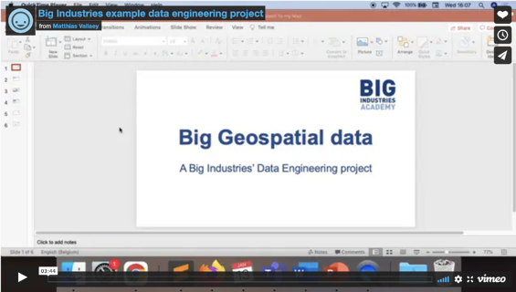 Data Engineering project