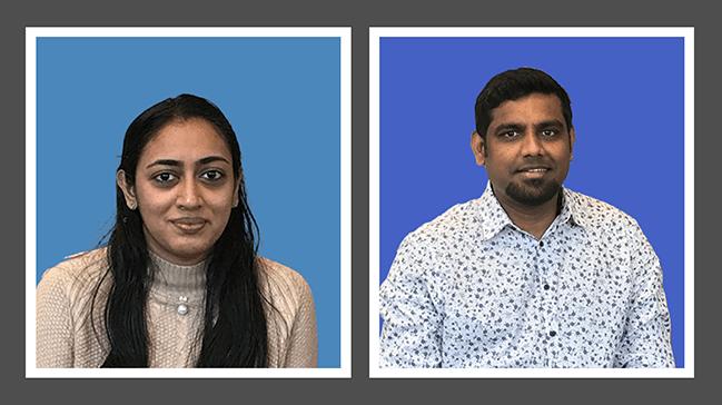 Kavitha & Omanandan