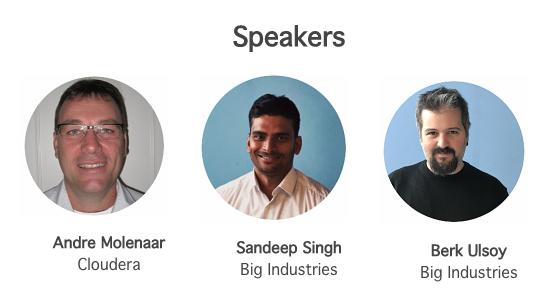 Speakers Big Meetup